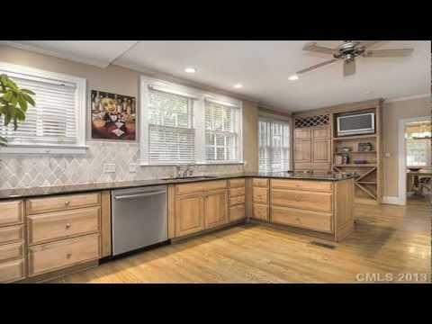 Video 1815 E Dilworth Road Charlotte NC - $640,000