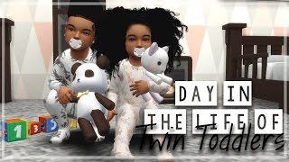 The Sims 4 | Day In The Life Of Twin Toddlers | Zhuri & Zahari