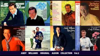 "andy williams original album collection Vol.2  Wichita Lineman ""my favorite songs"""