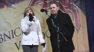 Zapaľovanie 4.adventnej sviečky - Dubnica nad Váhom