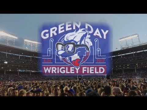 Download Green Day Wrigley Field- Revolution Radio Tour Mp4 HD Video and MP3