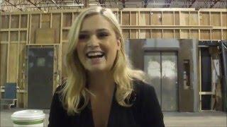 Eliza Taylor - 13/01/15 - BuddyTV