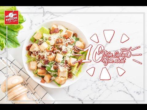 Top 10 món salad ngon nhất nên thử ngay |  MÓN NGON MỖI NGÀY