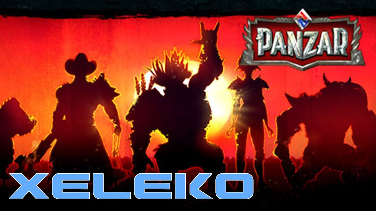 Coup d'oeil sur... Panzar : Forged By chaos | Cry Engine 3 Battle Arena PvP