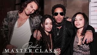 Lenny Kravitz on His Ex-Wife, Lisa Bonet   Oprah's Master Class   Oprah Winfrey Network