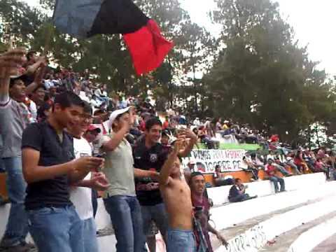 """La Barra Gris - Deportivo Carcha"" Barra: La Barra Gris • Club: Deportivo Carchá"