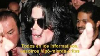 Michael Jackson is dead - Jon Lajoie - Subtitulado en español