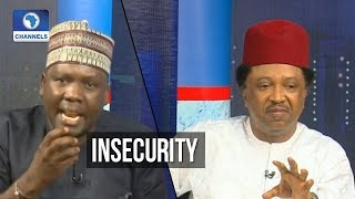 Shehu Sani, Bwala Asks Buhari To Fix Insecurity, Economy Pt.1