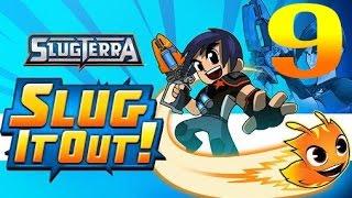 Gambar cover Slugterra Slug It Out #9 - Конец