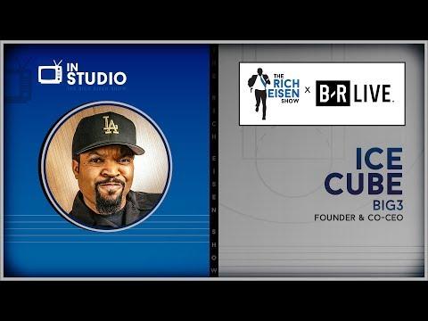 Ice Cube Talks Big3 Hoops, Warriors, Raiders, Drake & More w/Rich Eisen | Full Interview | 5/23/19