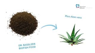 Aquarium Münster Dr. Bassleer Biofish Food- Aloe