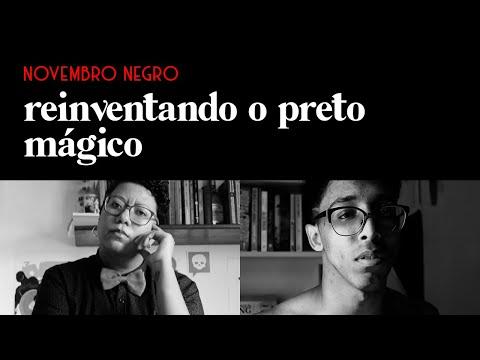 Reinventando o preto mágico (com Camila Cerdeira)
