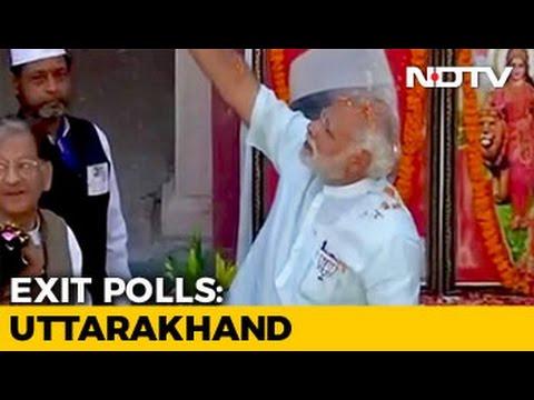 उत्तराखंड के लिए बाहर निकलें चुनाव के पोल शो जीत के लिए भाजपा बिग