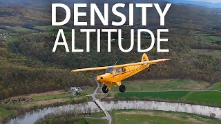 Density Altitude - the Triple H Effect