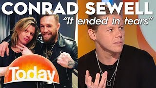 Conrad Sewell On His Sobriety   TODAY Show Australia
