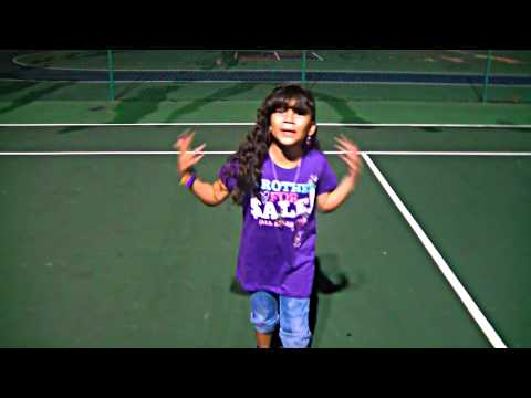 "Baby Kaely 7 year old kid rapper ""BULLY BULLY BULLY"""