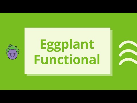 Eggplant Functional - portablecontacts net