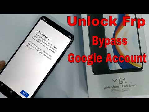 VIVO Y81 1808 FRP BYPASS -Fast and Easy - SMC Tech - THFilm pro
