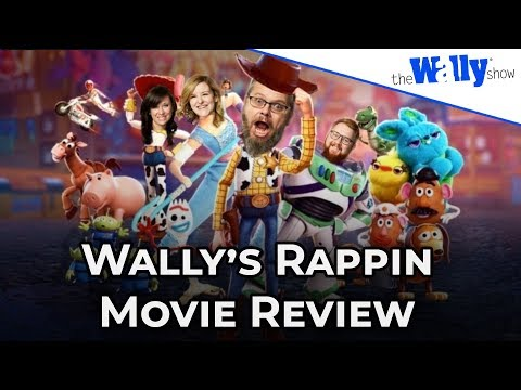 Rappin' Movie Review: Toy Story 4