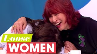 Coleen Loses It at Story of Funeral Crasher   Loose Women