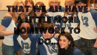 13 The Musical - A Little More Homework [Lyrics]
