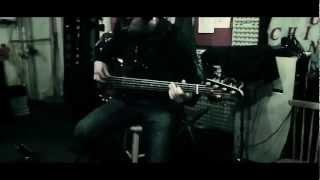 Video Chilliguns - nahrávání basa 2012
