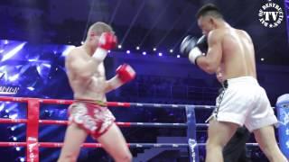 Andrei Kulebin vs Tie Yinghua - Fight of the Century