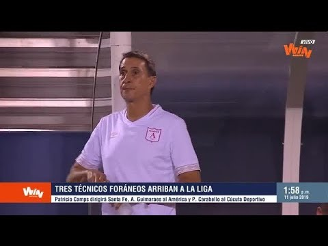 Liga Aguila | Los 3 tecnicos foraneos que debutaran en el segundo semestre