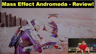 Mass Effect: Andromeda Review in 4K Ultra HD - by John D. Villarreal