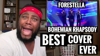 Forestella - ‪Bohemian Rhapsody (BEST COVER EVER!!)‬ | REACTION