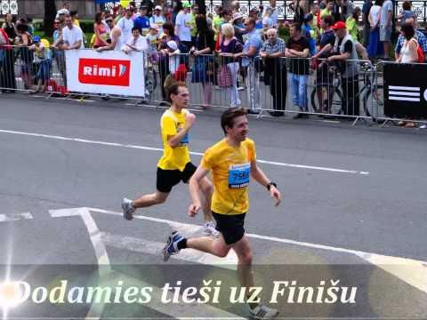 Ventspils reiss iekš Nordea Maratona