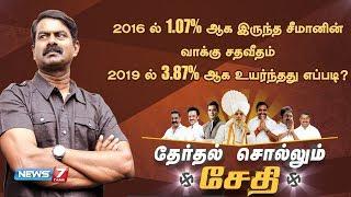 தேர்தல் சொல்லும் சேதி | Seeman | Election 2019 | Naam Tamilar Katchi