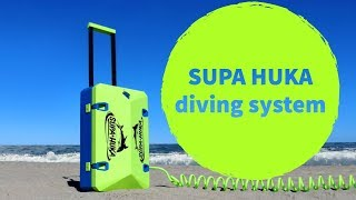 Supa Huka shows the future of underwater exploration