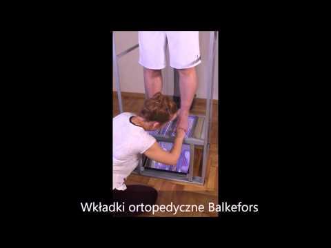Ćwiczenia dla leczenia palucha koślawego