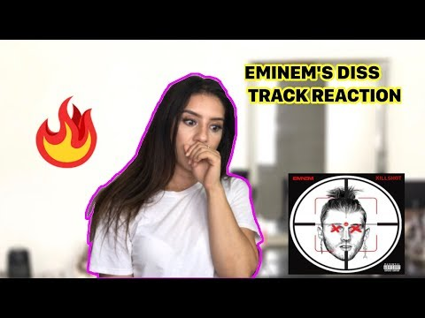EMINEM KILLSHOT REACTION!!!