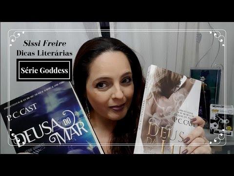 Dicas Literárias - Série Goddess da P.C.Cast