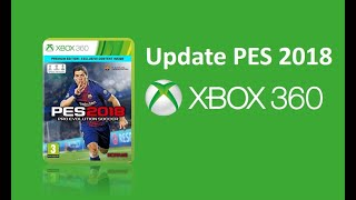 patch pes 2018 xbox 360 kits 2019 - TH-Clip