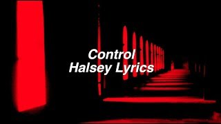 Control || Halsey Lyrics