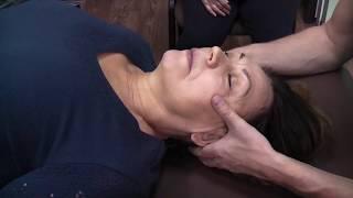 Эстетическая остеопатия лица.Балансировка скуловых костей