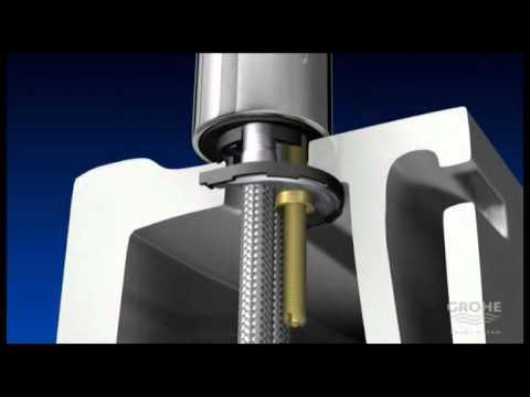Grohe Grifería - Sistema Grohe QuickFix (Guía de Instalación)