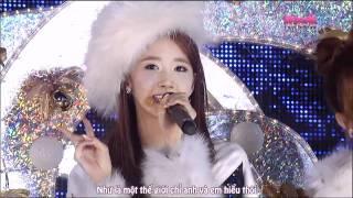 {SNSD}[VietSub]Snowy Wish