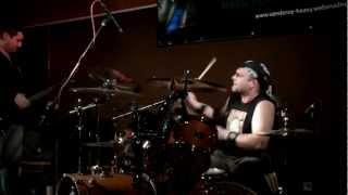 Video Vanderoy křest cd Otrok Pekla 2013 - Mišákovo sólo