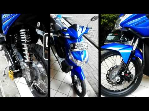 Video Honda Beat Modif Simple