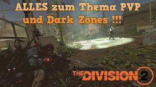 The Division 2 | ALLES zum Thema PVP und den Dark Zones
