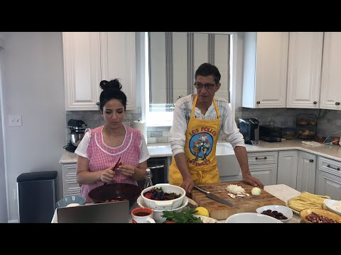 Father's Day Cooking with Papa Sal (was) LIVE