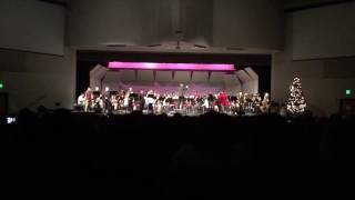 THS Orange Express Christmas Concert 2016