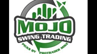 9/11 MOJO Swing Trade Newsletter Video Update