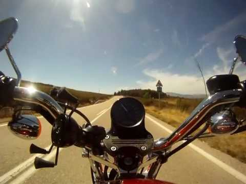 6_paseos en moto por la Sierra Norte Berzosa del Lozoya Robledillo de la Jara
