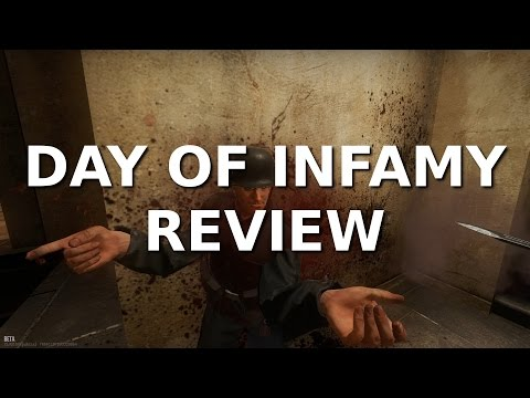 Day of Infamy - Review (Mostly Co-OP)