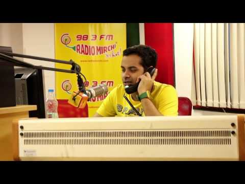 Anupam Roy - In An Imaginary Conversation With Mirchi RJ Somak!